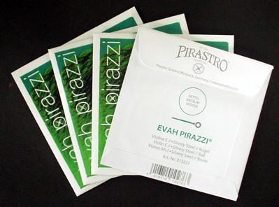 バイオリン弦 ピラストロ エヴァ・ピラッツィset
