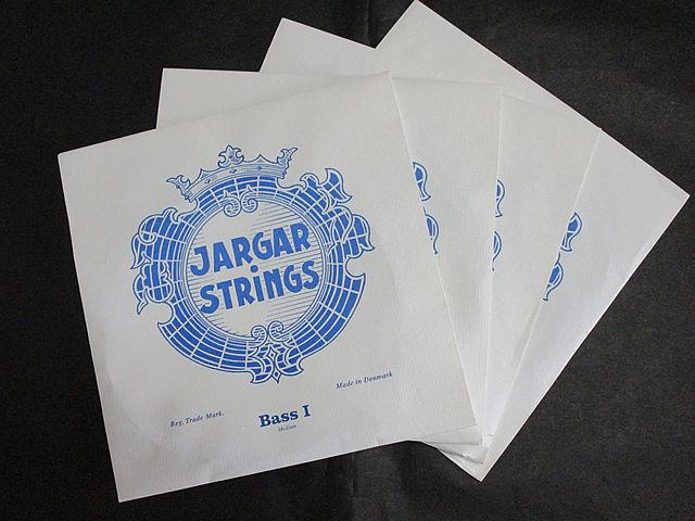 コントラバス弦セット ヤーガー JARGAR STRINGS BASS