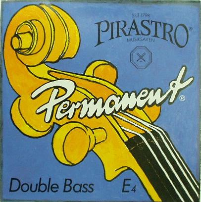 コントラバス弦セット Permanent Solo set