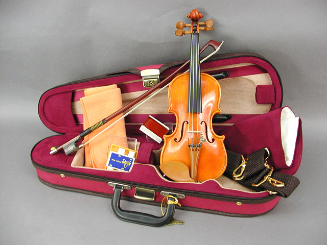 Luthier Series Violin 1/32 Boxwood