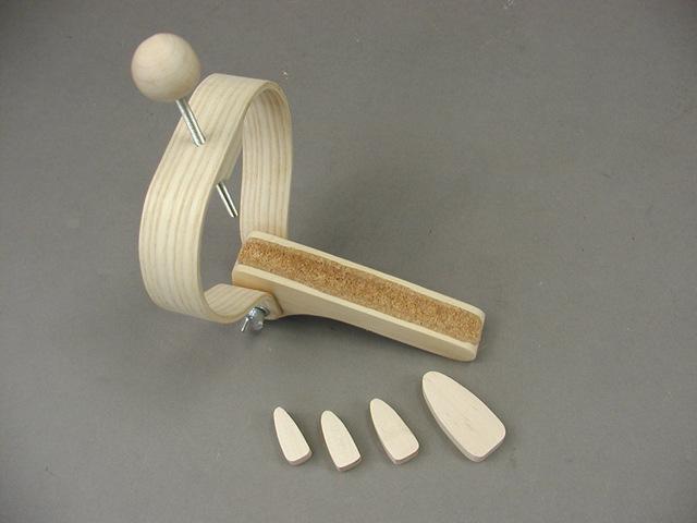 Bow Tip and liner repair clamp