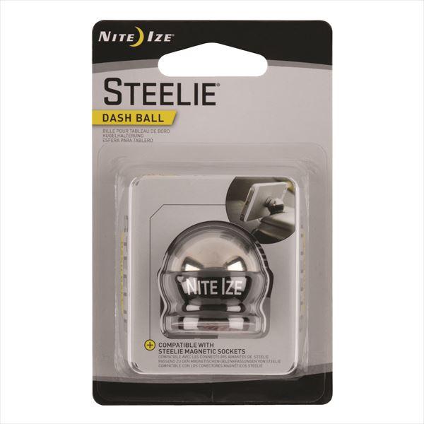 開店記念セール ダッシュボードの好きな所に貼れる追加用ボール NITEIZE チープ ナイトアイズ 日本正規品 スティーリーカーマウント用ダッシュボール