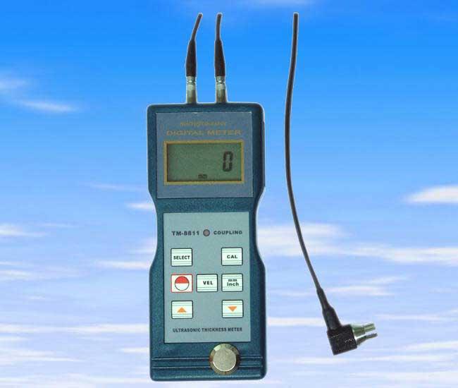 低価格超音波厚さ計TM-8811