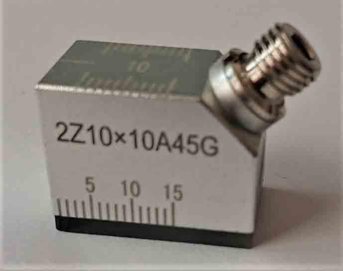 超音波斜角探触子2Z10X10A45-G