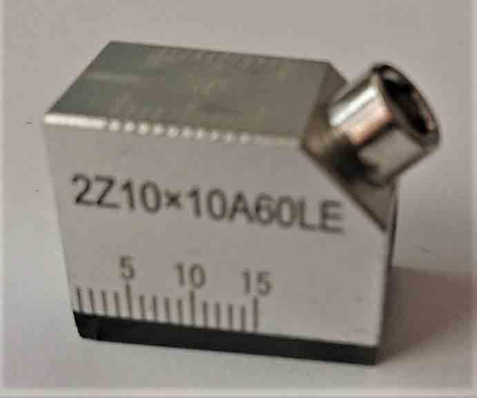 超音波斜角探触子2Z10X10A60LE