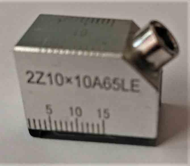 超音波斜角探触子2Z10X10A65LE