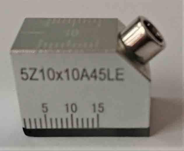 超音波斜角探触子5Z10X10A45LE