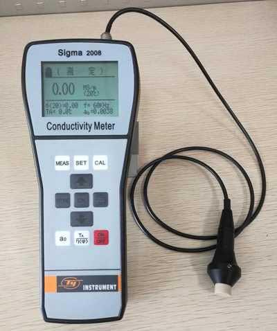 高性能デジタル電導率計Sigma 2008A1