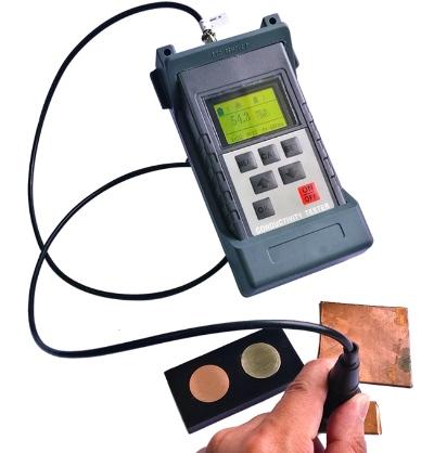 送料無料 春の新作 エディーカレント 渦流式 導電率計です セールSALE%OFF 2008C1 銅などの導電率を測定します デジタル電導率計Sigma アルミ