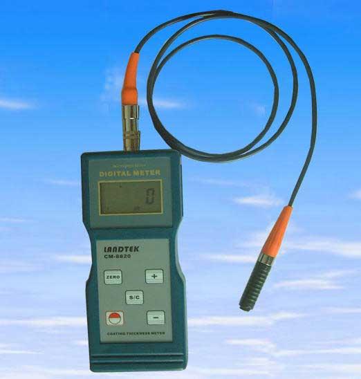 磁性体用デジタル膜厚計CM-8820-測定範囲2000μm