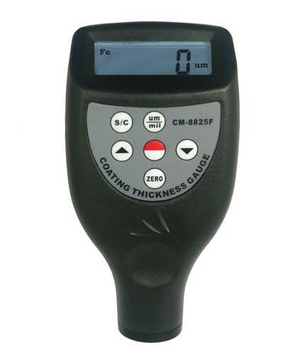 【送料無料】ポケットタイプデジタル膜厚計CM-8825F 磁性体用