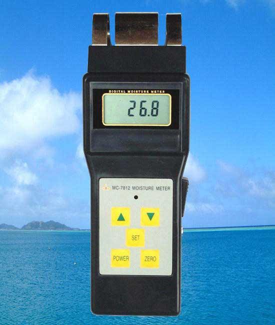デジタル水分計MC-7812