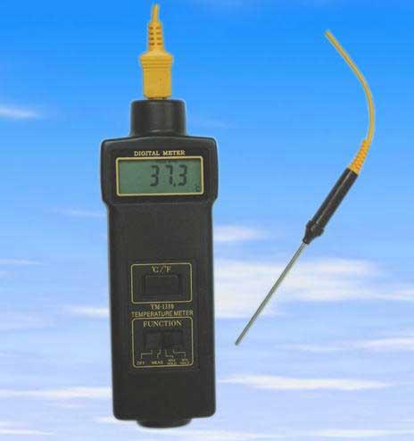 接触式表面温度計TM-1310