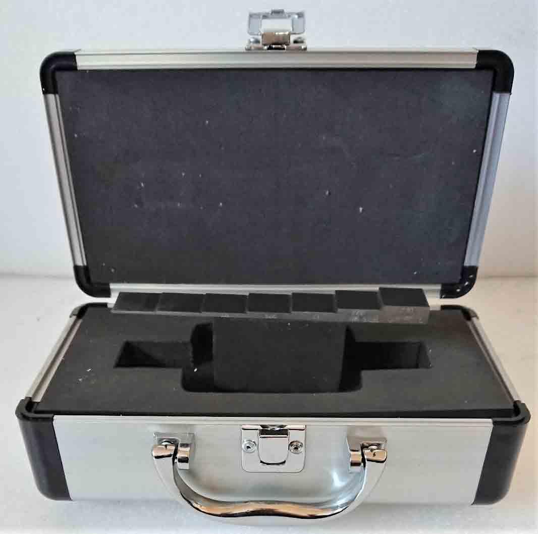 超音波厚さ測定校正用試験片 1.0 1.5 2.0 3.0 4.0 8.0mmの7段 6.0 厚さ測定用階段試験片1.0mm-8.0mm7段 返品送料無料 現金特価