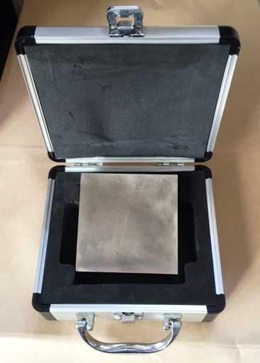 超音波垂直試験用N-1型試験片