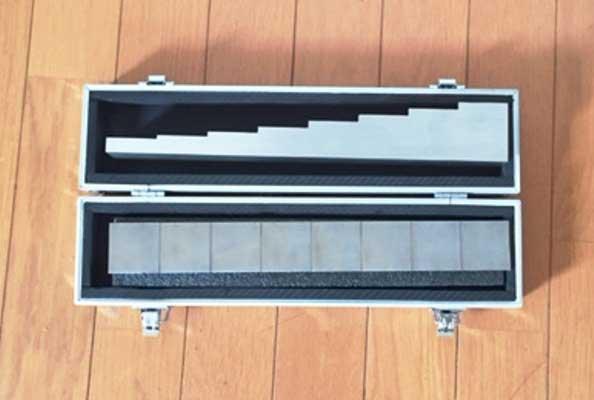 SUS304製厚さ測定用RB-D試験片
