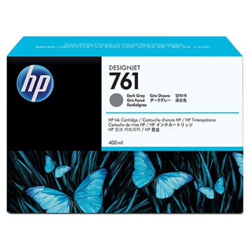 HP 761 インク 400ml ダークグレー CM996A 2~5営業日発送
