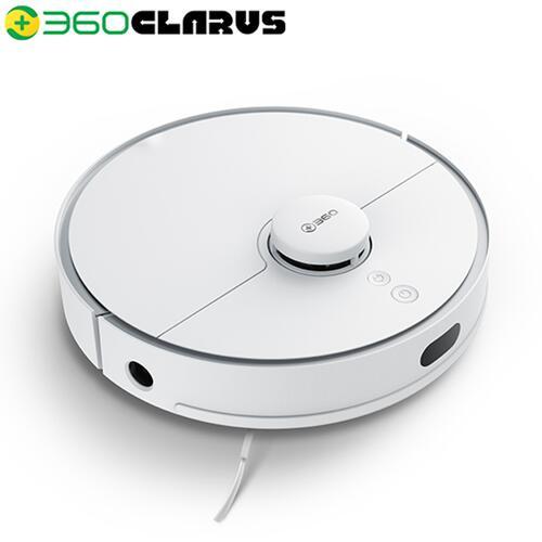 ロボット掃除機 360 CLARUS S5 AI レーザーナビゲーション 2200Pa 静音 最大稼働面積180m2 衝突&落下防止 自動充電[ラッピング対応不可] 《国内正規品》JH