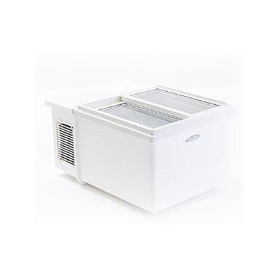 【代引不可・送料無料】三ツ星貿易 卓上用冷凍冷蔵 ショーケース 36L MOT-36S メーカー直送