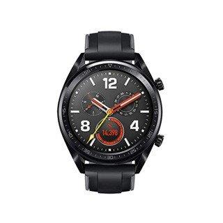 【全国送料無料 代引可 平日15時・土曜14時までご注文で当日発送】HUAWEI/ファーウェイ スマートウォッチ スポーツモデル Watch GT/Graphite Black(ブラック)