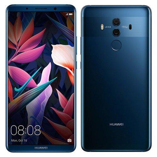 【送料無料 代引可 平日15時・土曜14時まで当日発送】HUAWEI Mate10ProBLA-L29(ミッドナイトブルー)「AIプロセッサー内蔵新世代スマートフォン」6.0インチSIMフリー