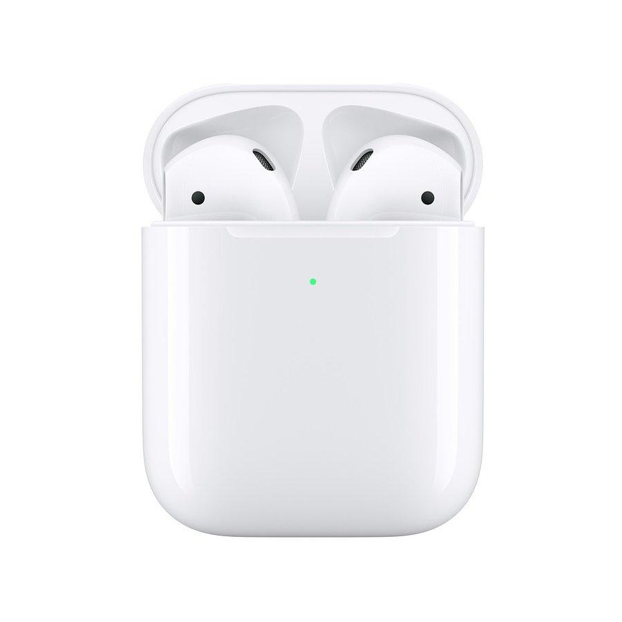 【個数制限無・大量購入受付中・全国送料無料 代引可 平日入荷後に当日発送】Apple AirPods with Wireless Charging Case MRXJ2J/A