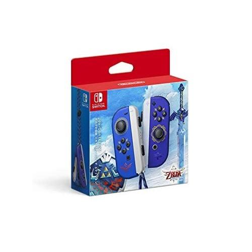 販売期間 限定のお得なタイムセール Nintendo Joy-Con コントローラー ニンテンドー 内祝い L R ゼルダの伝説 ジョイコン スカイウォードソード エディション ラッピング可 任天堂 HAC-A-JAUAE