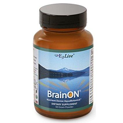 E3Live(Brain on)ブレインオン パウダー50g