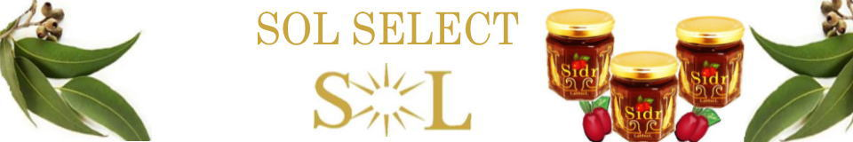 SOL SELECT:世界の人気ハーブやサプリを取り扱うお店です