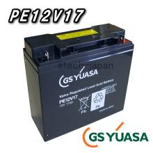 PE12V17 ジーエス・ユアサ ポータラックPE
