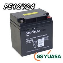 PE12V24 ジーエス・ユアサ ポータラックPE