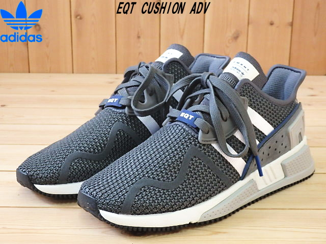 newest 9a8d5 b15f3 Price ♪ adidas EQT CUSHION ADV originals ▼ GRY/WHT(DA9533) ▼  アディダスエキップメントクッション ADV originals men sneakers date-limited on 8/20 day until  20:00