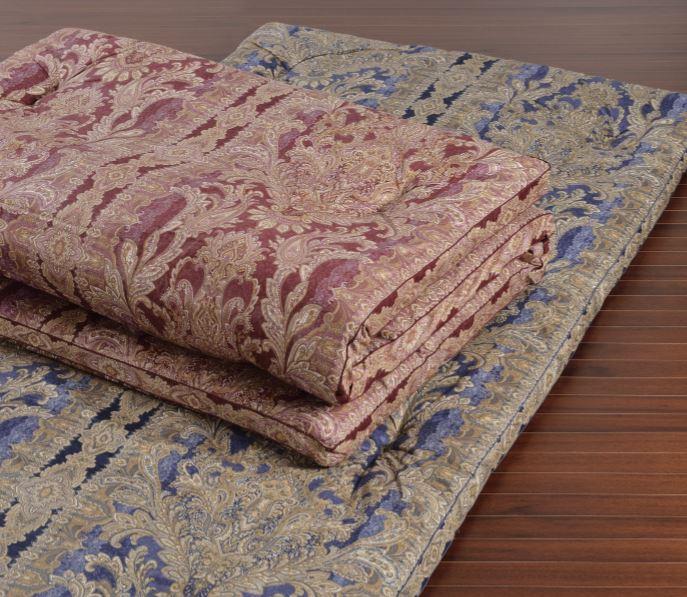 15層羊毛敷き布団4.6kg/MB8981(シングル)100×210cm/昭和西川羊毛ウール年間快適15層敷き布団抗菌防臭加工送料無料 日本製
