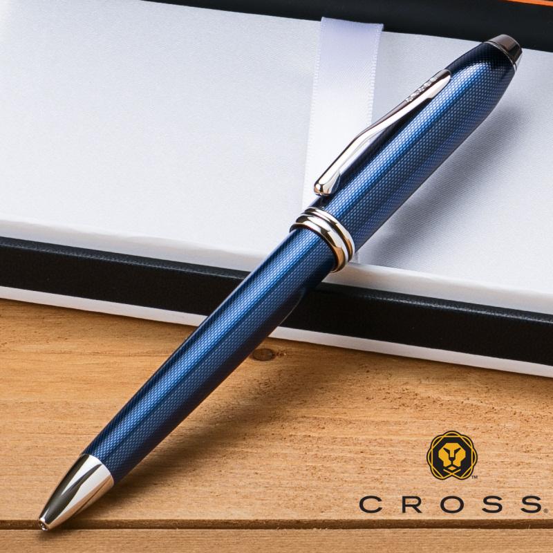 クロス CROSS タウンゼント ボールペン クォーツブルーラッカー #692TW-1
