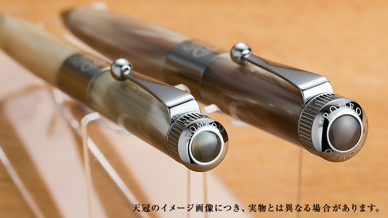 ITO-YA(伊東屋)ROMEONo.3太軸イタリアブルー/ガンメタルR-144ボールペン