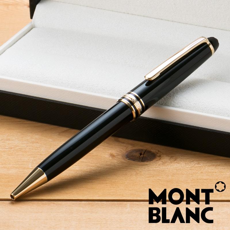 【名入れ無料】 モンブラン MONTBLANC マイスターシュテュック クラシック 164 ボールペン 10883