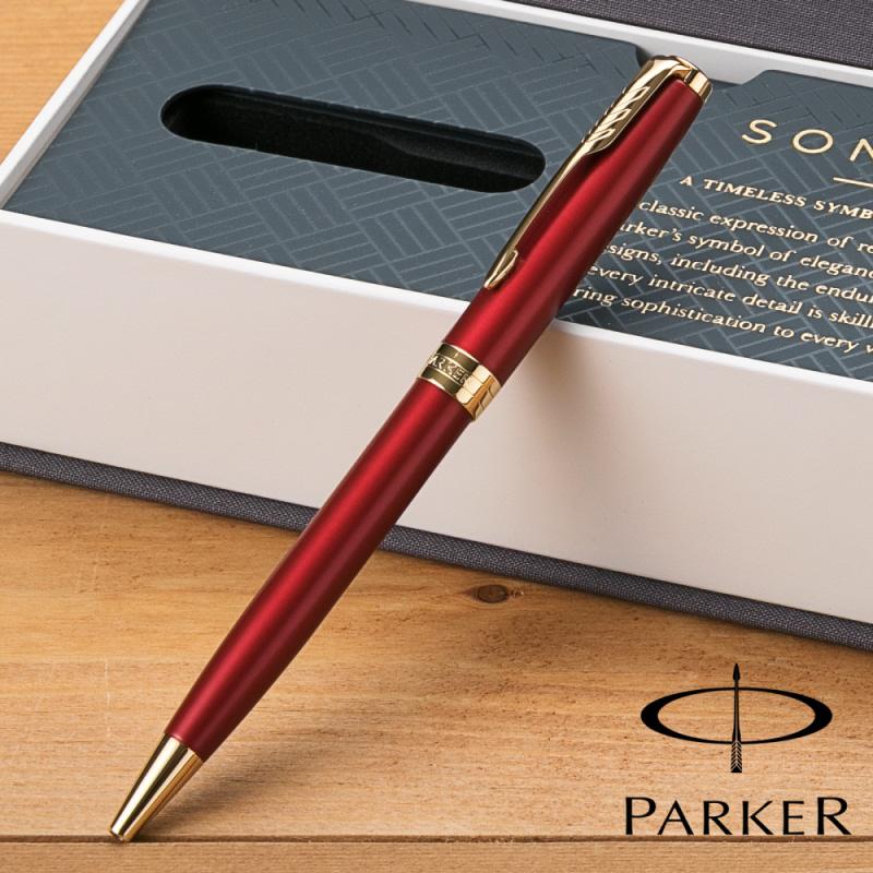 PARKER(パーカー)ソネットレッドGTボールペン1950777