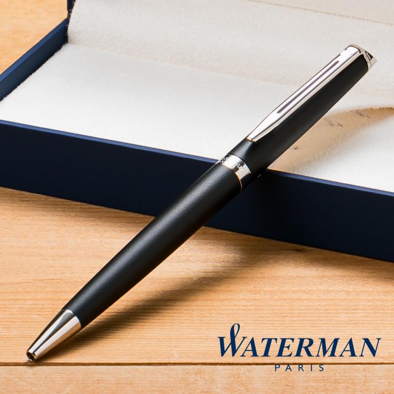 【名入れ無料】 ウォーターマン WATERMAN メトロポリタン エッセンシャル ボールペン マットブラック CT S2259352