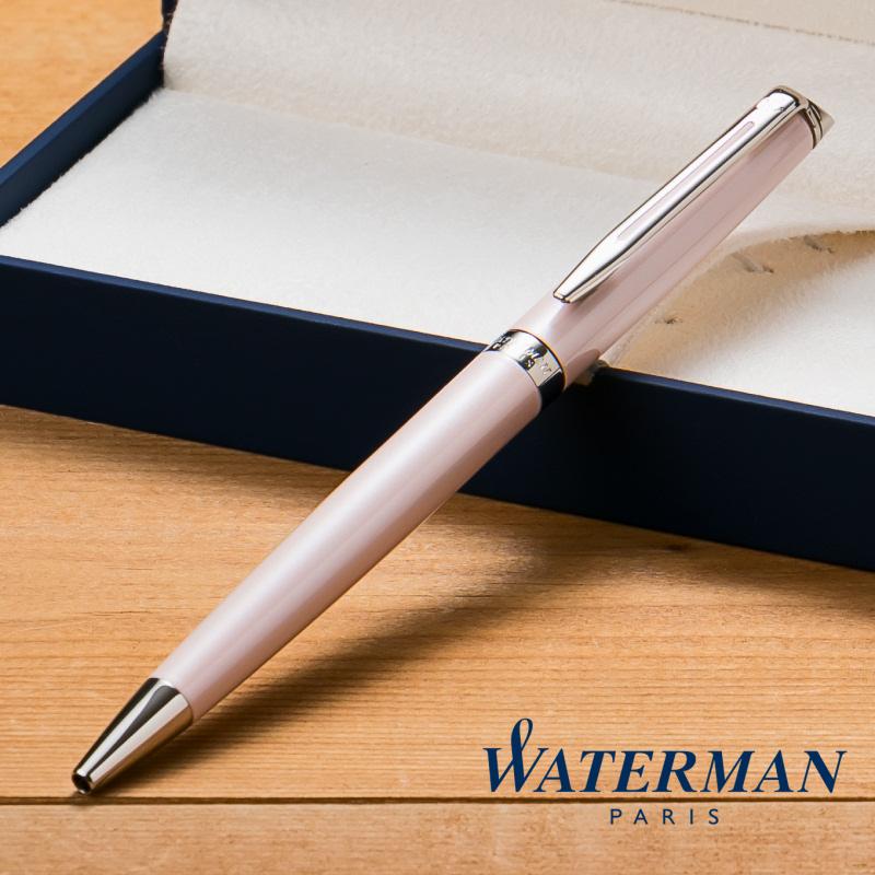 【名入れ無料】 ウォーターマン WATERMAN メトロポリタン エッセンシャル ボールペン ローズウッド CT 1891285