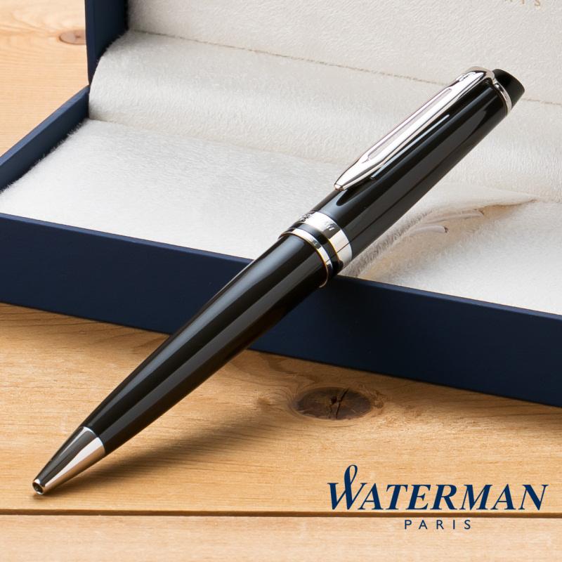ウォーターマン WATERMAN エキスパート エッセンシャル ボールペン ディープブラウン CT