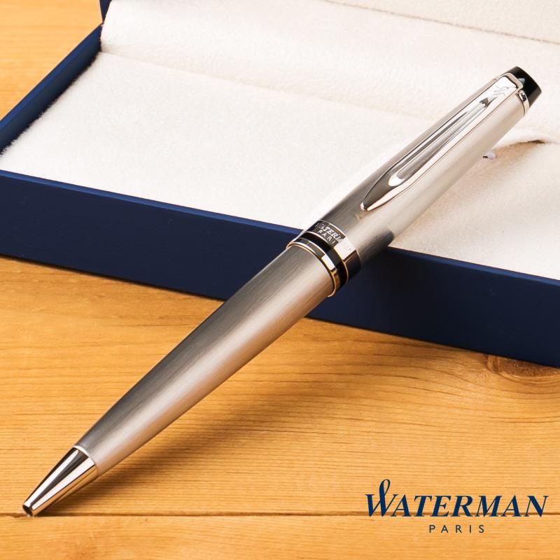 ウォーターマン WATERMAN エキスパート ボールペン エッセンシャル メタリック CT