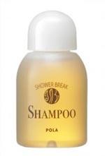 Pola SHOWER BREAK PLUS[淋浴布莱克加]洗发水小型瓶(30ml*300個入)