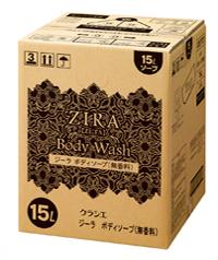 kurashie ZIRA[jira]沐浴露(15L)