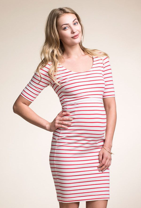 caf3e17580 solregaro  boob nursing dress Simone short sleeves -3 colors ...