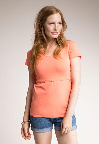 272513f064f solregaro: boob nursing top round neck -3 color | Rakuten Global Market
