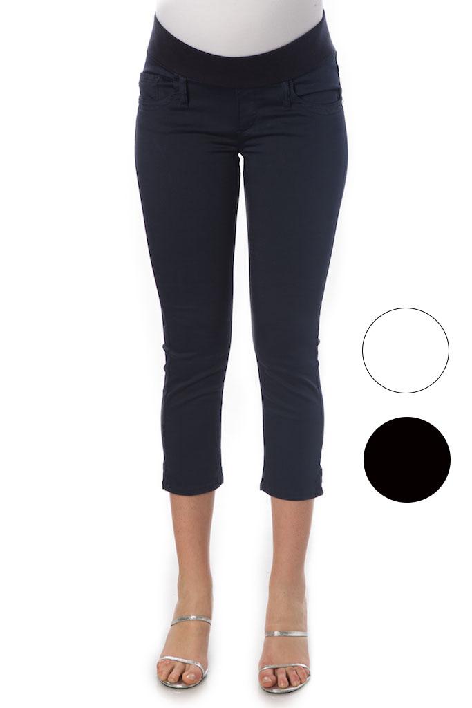 cb74d100d7e1a solregaro: Pietro Brunelli maternity Capri jeans -3 color | Rakuten ...