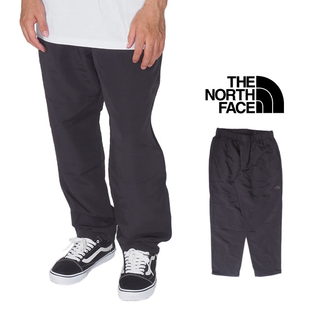 ノースフェイス メンズ ナイロンパンツ ボトムス パンツ ナイロン S M L XLサイズ ブラック 黒 THE NORTH FACE Class V Pants TNF Black 登山 クライミング アウトドア キャンプ USモデル パッカブル