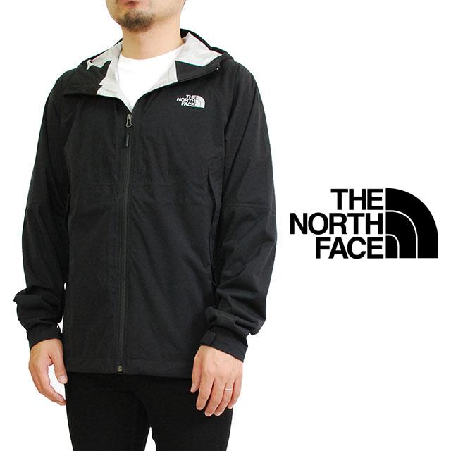 ノースフェイス ナイロンジャケット メンズ ブラック S M L XLサイズ THE NORTH FACE ALLPROOF STRETCH JACKET BLACK マウンテンパーカー メンズ レインウェア NORTHFACE TNF USモデル