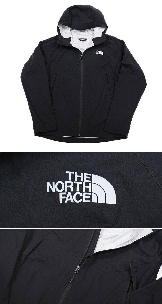 ノースフェイス ナイロンジャケット メンズ ブラック S M L XLサイズ THE NORTH FACE ALLPROOF STRETCH JACKET BLACK マウンテンパーカー メンズ レインウェア NORTHFACE TNF USモデル543ARLjq
