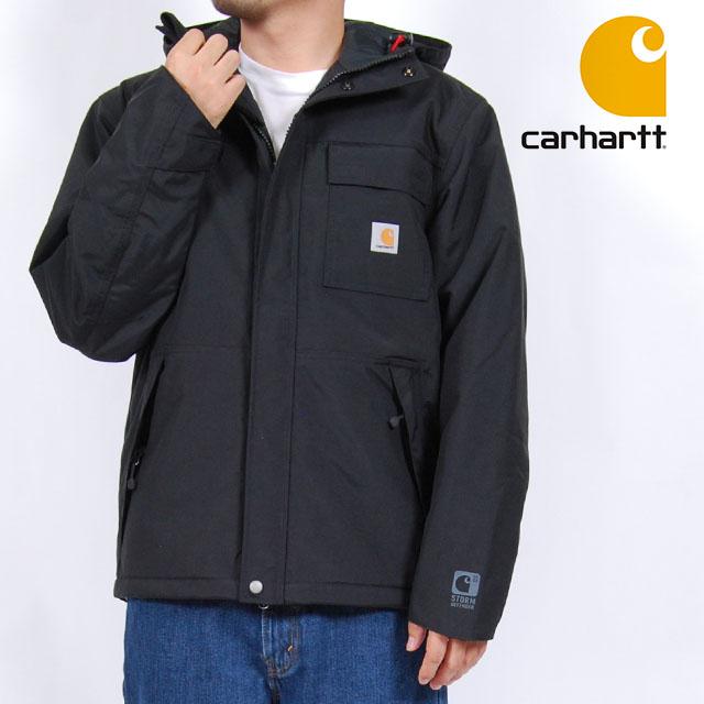Carhartt Mens Insulated Shoreline Jacket